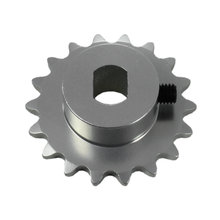 #25 18 Tooth 10 mm DD Bore Sprocket