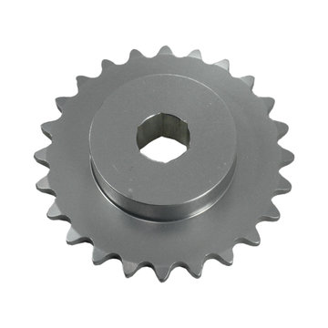 View larger image of #25 24 Tooth 0.375 in. Hex Sprocket