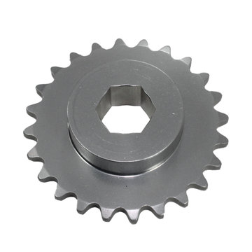 View larger image of 25 Series 24 Tooth 0.5 in. Hex Sprocket