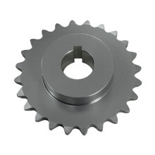 25 Series 24 Tooth 0.5 in. Keyed Sprocket
