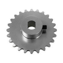 #25 24 Tooth 10 mm DD Bore Sprocket