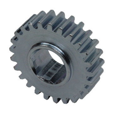 View larger image of 25 Tooth 20 DP 0.5 in. Hex Bore Steel Gear