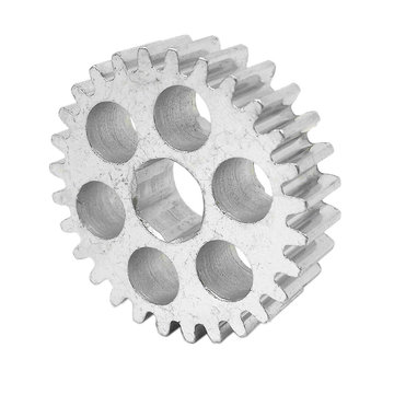 View larger image of 28 Tooth 20 DP 0.375 in. Hex Bore Steel Gear