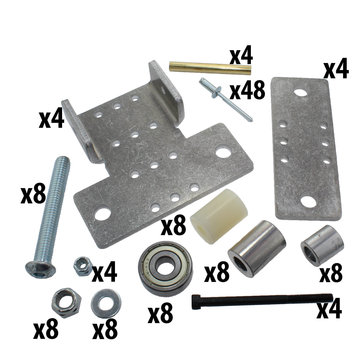 View larger image of 2x1 Single Stage HD Elevator Bearing Kit