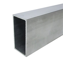2x1x0.063 Aluminum Box Extrusion 6ft