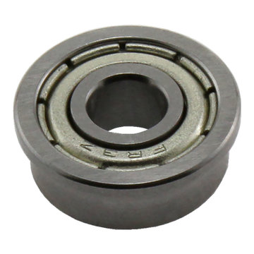 View larger image of 3/16 in. ID 1/2 in. OD Shielded Flanged Bearing (FR3ZZ)