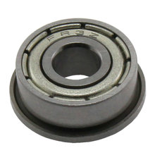 3/16 in. ID 1/2 in. OD Shielded Flanged Bearing (FR3ZZ)