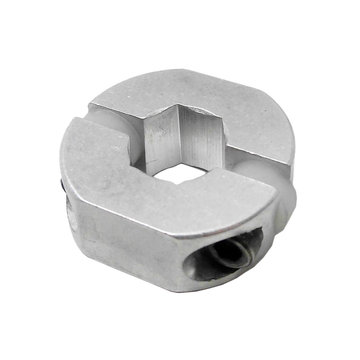 View larger image of 3/8 in. Hex Bore 2 Piece Collar Clamp