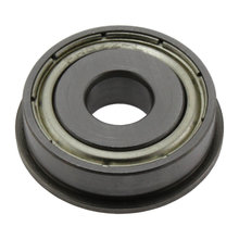 3/8 in. Round ID Shielded Flanged Bearing