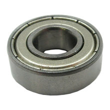 3/8 in. id bearing, shielded (R6ZZ)