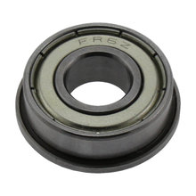 3/8 in. Round ID Flanged Shielded Bearing (FR6ZZ)