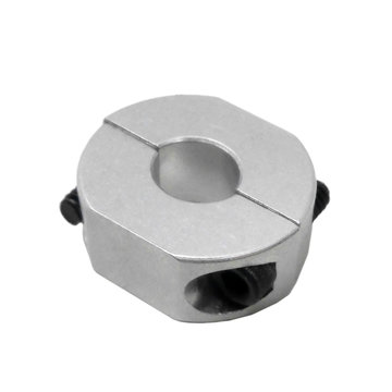 View larger image of 3/8 in. Round Bore 2 Piece Collar Clamp