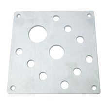 3 Motor Toughbox Shaft Plate