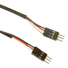 Male-to-Male PWM cable, 24 in.