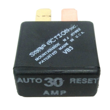 View larger image of 30 Amp Snap Action Breaker