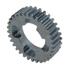 32 Tooth 20 DP 0.875 Round Bore Steel Dog Pattern Gear