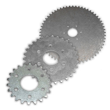 View larger image of 35 Series Plate Sprockets