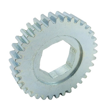 View larger image of 35 Tooth 20 DP 0.75 in. Hex Bore Steel Gear