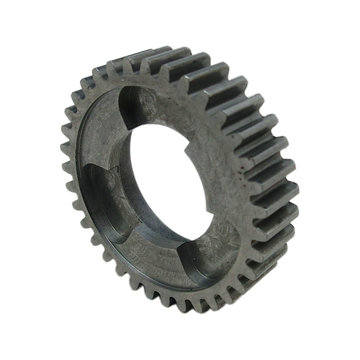 View larger image of 35 Tooth 20 DP 1.125 in. Round Bore Steel Dog Pattern Gear for Rocketbox