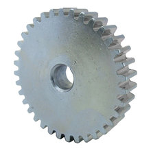 35 Tooth 20 DP 8 mm Round Bore Steel Pinion Gear