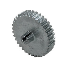 35 Tooth 32 DP 0.125 in. Round Bore Steel Pinion Gear for NeveRest