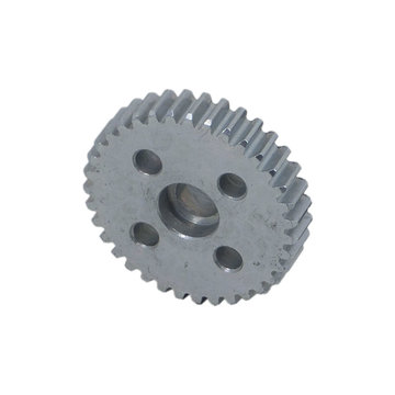 View larger image of 35 Tooth 32 DP Nub Bore Steel Gear for PicoBox