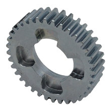 36 Tooth 20 DP 0.875 Round Bore Steel Dog Pattern Gear