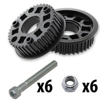 39 Tooth HTD Plastic Pulley Kit
