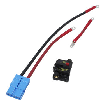 View larger image of 4 Gauge Robot Side Power Cable Kit
