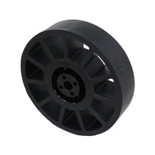 4 in. Compliant Wheel, 8 mm Bore, 60A Durometer