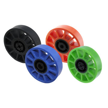 View larger image of 4 in. Compliant Wheels