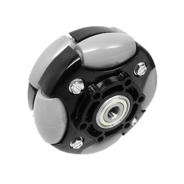 View larger image of 4 in. DuraOmni Wheel w/ 3/8 in. Bearings