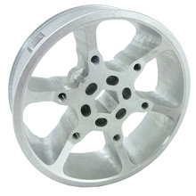 4 in. Performance Wheel 500 Hex Bore
