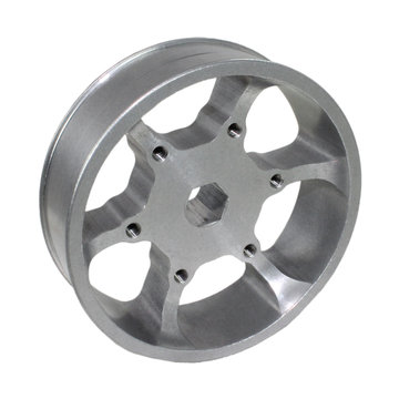 View larger image of 4 in. Performance Wheel with 0.5 in. Hex Bore