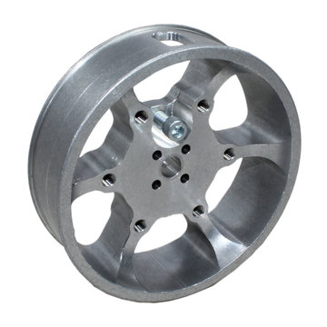 View larger image of 4 in. Performance Wheel with Nub Bore