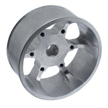 4 in. Performance Wheel  XL 0.5 in. Hex Bore