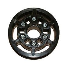 4 in. Plaction Wheel