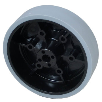 View larger image of 4 in. Stealth Wheel, 8mm Bore, 80A Durometer