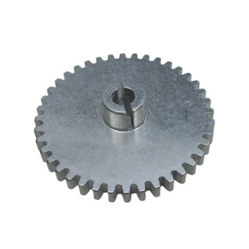 View larger image of 40 Tooth 20 DP 0.25 in. Round Aluminum Gear for Swerve & Steer Encoder