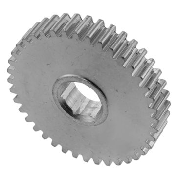 View larger image of 40 Tooth 20 DP 0.5 in. Hex Bore Steel Gear