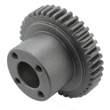 40 Tooth 20 DP 0.5 in. Round Bore Aluminum Bolt Circle Bearing Gear for Swerve & Steer