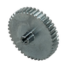 40 Tooth 32 DP 0.125 in. Round Bore Steel Pinion Gear for NeveRest