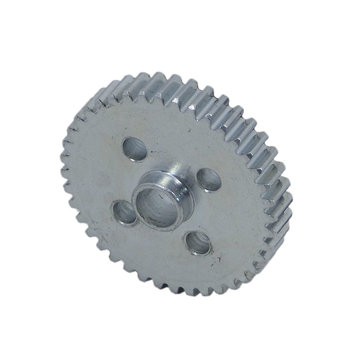 View larger image of 40 Tooth 32 DP Nub Bore Steel Gear for PicoBox