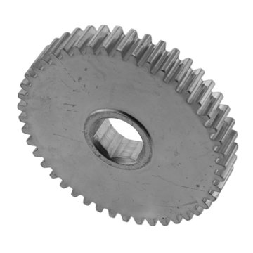 View larger image of 45 Tooth 20 DP 0.5 in. Hex Bore Steel Gear