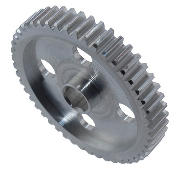 View larger image of 48 Tooth 20 DP 0.375 in. Hex Bore Aluminum Gear for Swerve & Steer