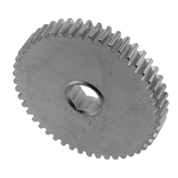 View larger image of 48 Tooth 20 DP 0.5 in. Hex Bore Steel Gear