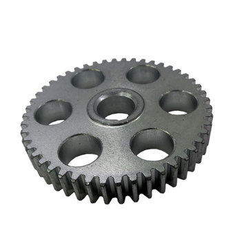 View larger image of 48 Tooth 20 DP 0.5 in. Round Bore Steel Gear