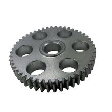 48 Tooth 20 DP 0.5 in. Round Bore Steel Gear