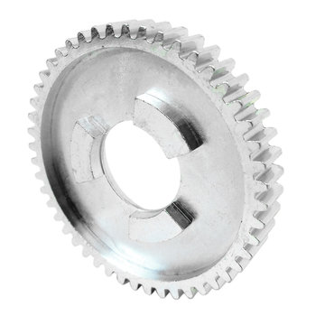 View larger image of 48 Tooth 20 DP 1.125 in. Round Bore Steel Dog Pattern Gear
