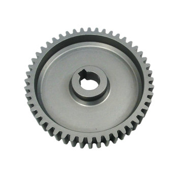 View larger image of 48 Tooth 20 DP 10 mm Round Bore Aluminum Gear for Swerve & Steer